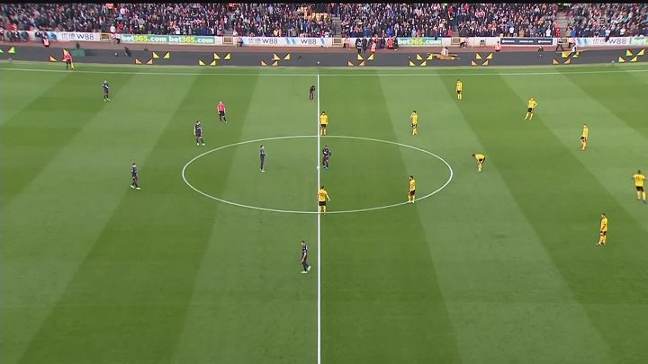 Wolves 3 - 1 Arsenal