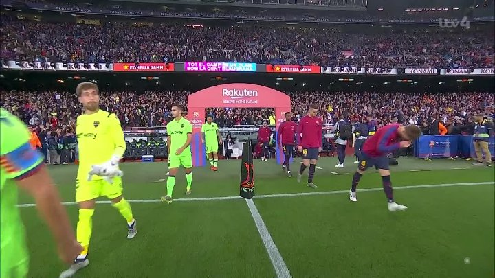 Barcelona vs Levante –  & Full Match