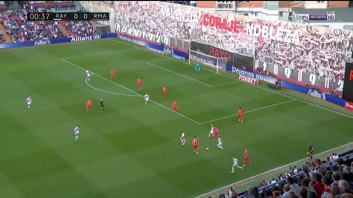 Rayo Vallecano vs Real Madrid –  & Full Match