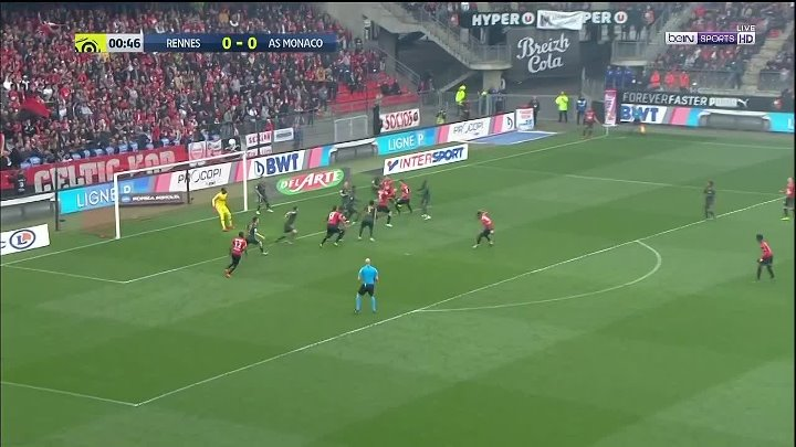 Rennes vs Monaco –  & Full Match