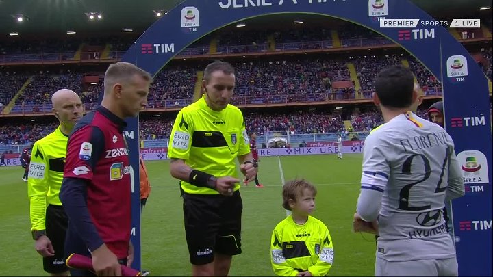Genoa vs Roma –  & Full Match
