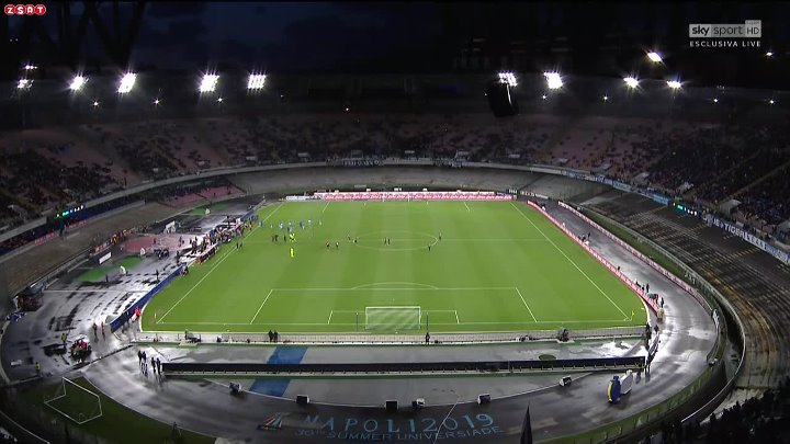 Napoli vs Cagliari –  & Full Match