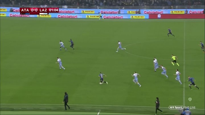 Atalanta vs Lazio –  & Full Match