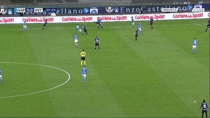 Napoli vs Inter –  & Full Match
