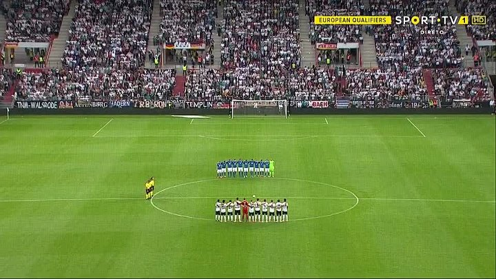 Germany vs Estonia –  & Full Match