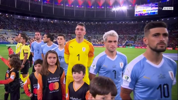 Chile vs Uruguay –  & Full Match