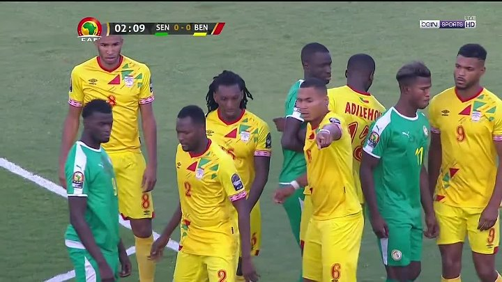 Senegal vs Benin –  & Full Match