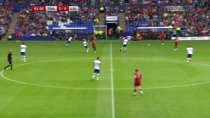 Tranmere Rovers vs Liverpool –  & Full Match