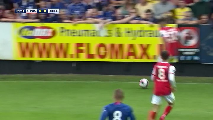 St. Patricks Athletic 0 - 0 Chelsea