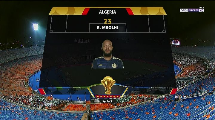 Algeria vs Nigeria –  & Full Match