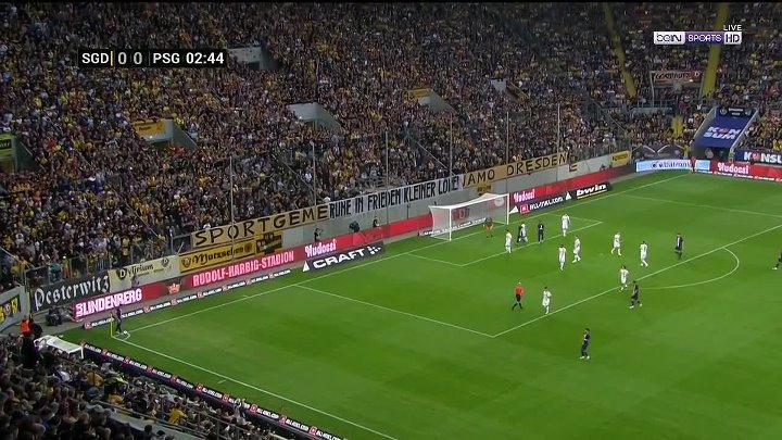 Dynamo Dresden vs PSG –  & Full Match