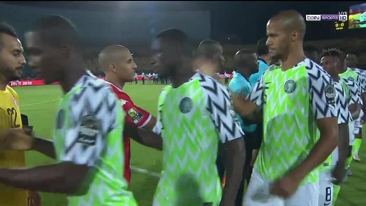 Tunisia vs Nigeria –  & Full Match