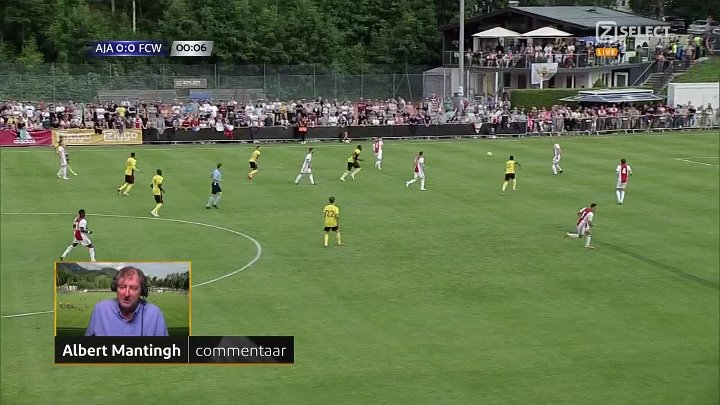 Ajax vs Watford –  & Full Match