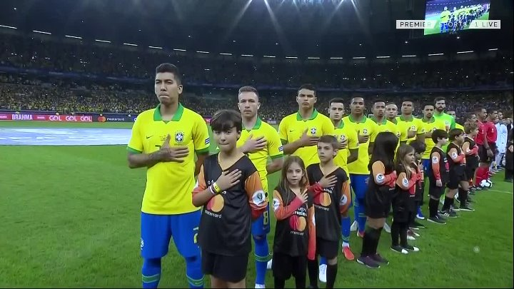 Brazil vs Argentina –  & Full Match