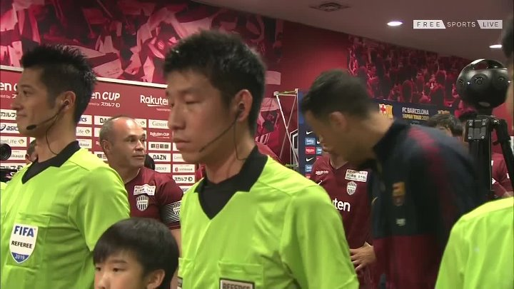 Vissel Kobe vs Barcelona –  & Full Match