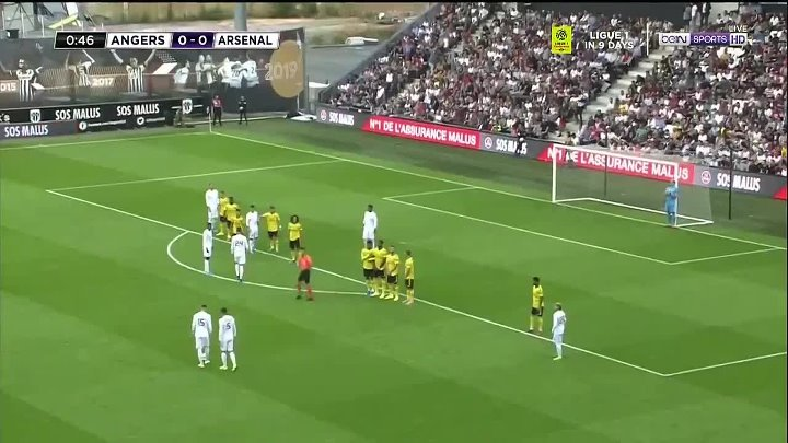 Angers SCO vs Arsenal –  & Full Match