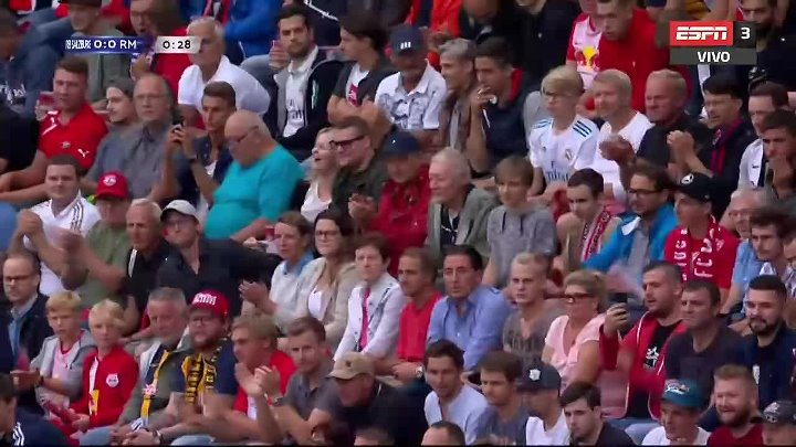 Salzburg vs Real Madrid –  & Full Match