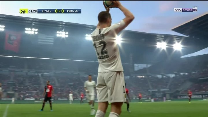 Rennes 0 - 0 Paris Saint Germain (PSG)
