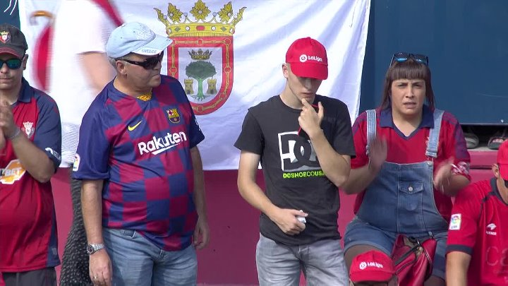 Osasuna vs Barcelona –  & Full Match