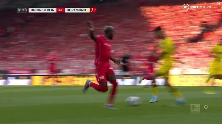 Union Berlin vs Borussia Dortmund –  & Full Match