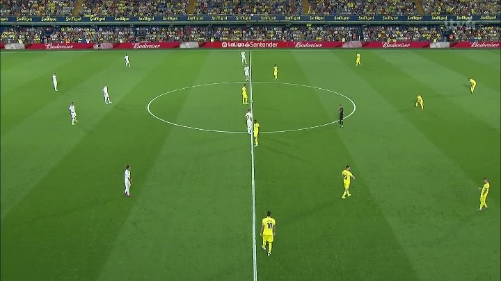 Villarreal vs Real Madrid –  & Full Match