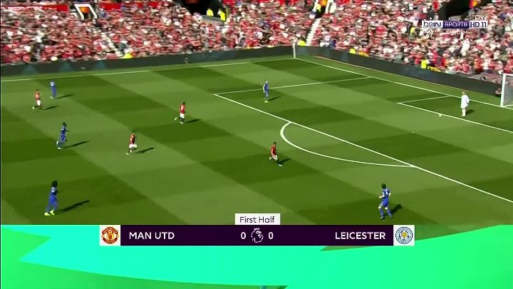 Manchester United vs Leicester City –  & Full Match