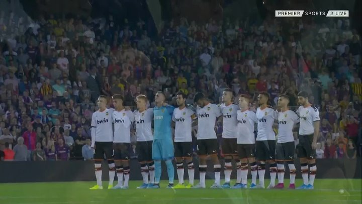 Barcelona vs Valencia –  & Full Match
