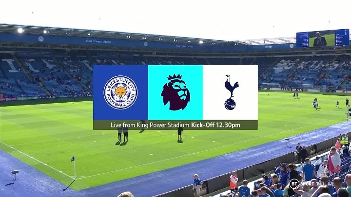 Leicester City vs Tottenham Hotspur –  & Full Match
