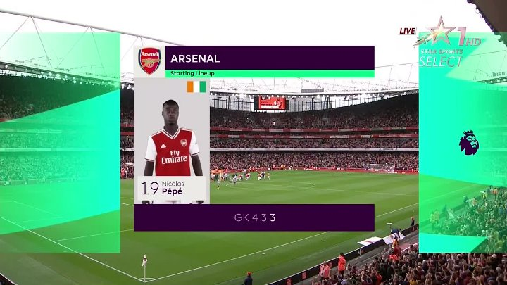 Arsenal vs Aston Villa –  & Full Match