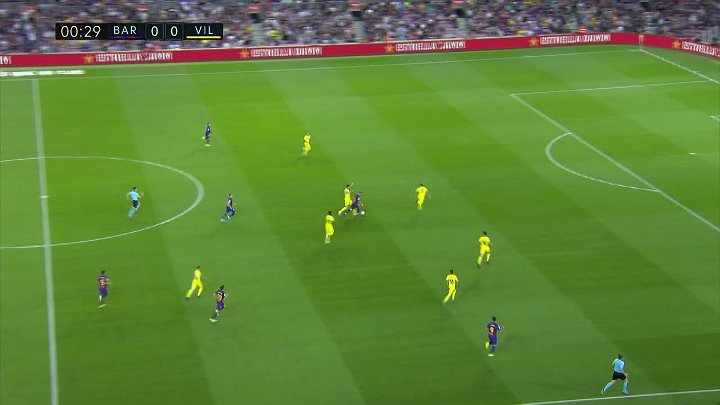 Barcelona vs Villarreal –  & Full Match