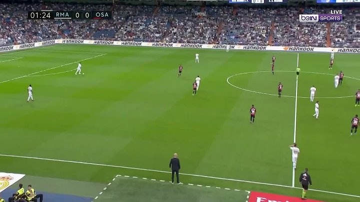 Real Madrid vs Osasuna –  & Full Match