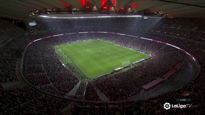 Atlético Madrid vs Real Madrid –  & Full Match