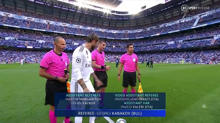 Real Madrid vs Club Brugge –  & Full Match