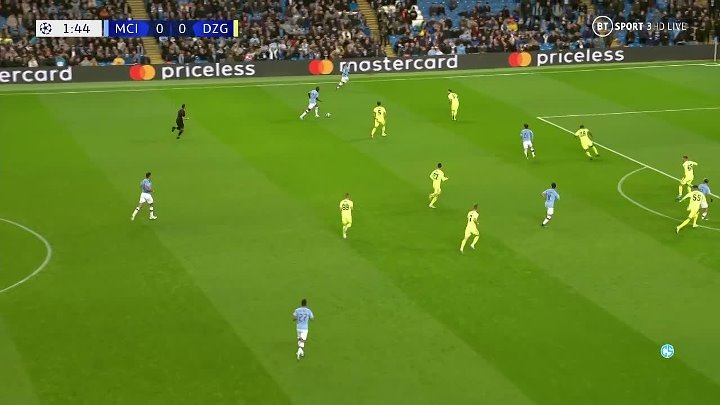 Manchester City vs Dinamo Zagreb –  & Full Match
