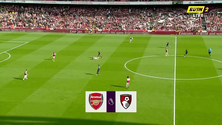 Arsenal vs AFC Bournemouth –  & Full Match
