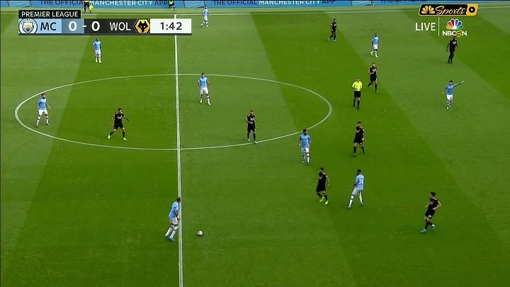Manchester City vs Wolverhampton Wanderers –  & Full Match