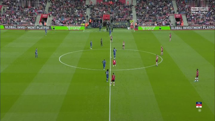Southampton vs Chelsea –  & Full Match
