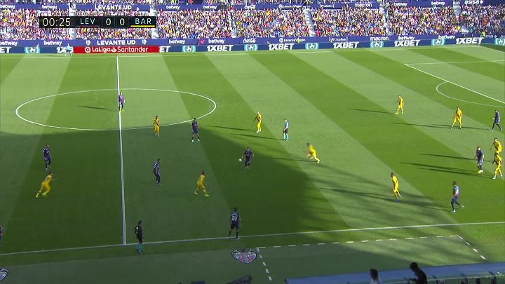Levante vs Barcelona –  & Full Match