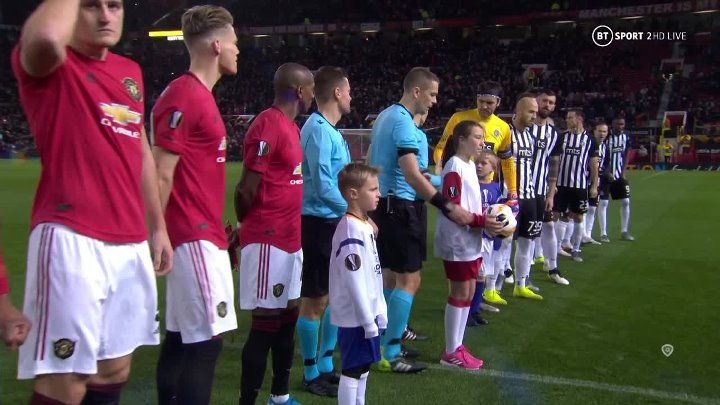Manchester United vs Partizan –  & Full Match
