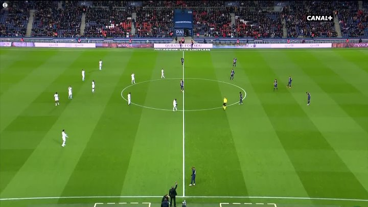 Paris Saint Germain vs Lille –  & Full Match