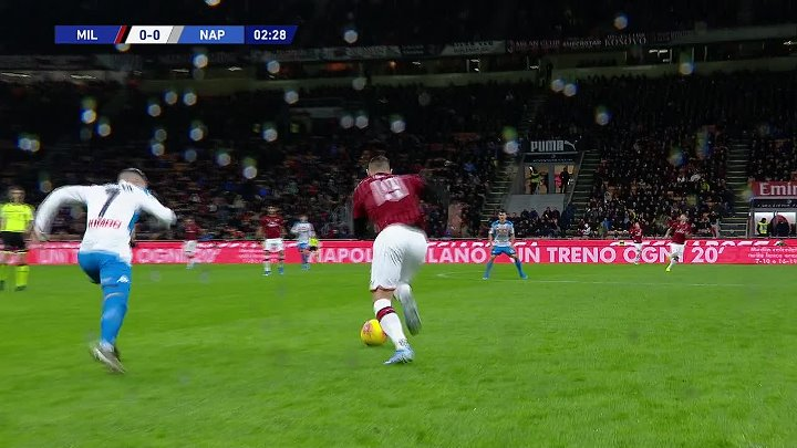 Milan vs Napoli –  & Full Match