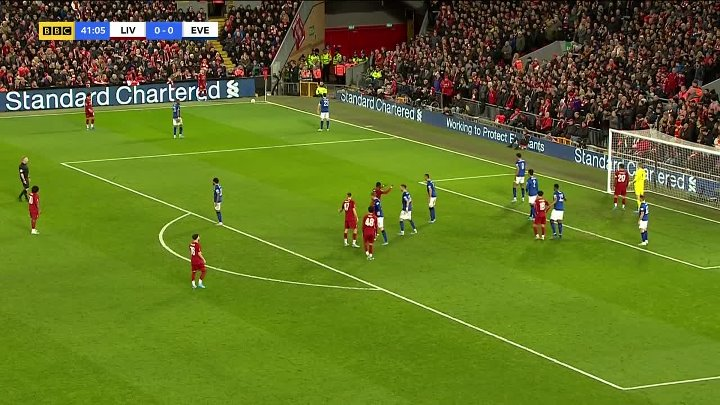 Liverpool vs Everton –  & Full Match
