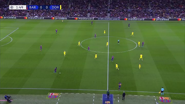 Barcelona vs Borussia Dortmund –  & Full Match
