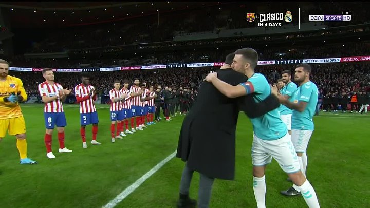 Atlético Madrid vs Osasuna –  & Full Match