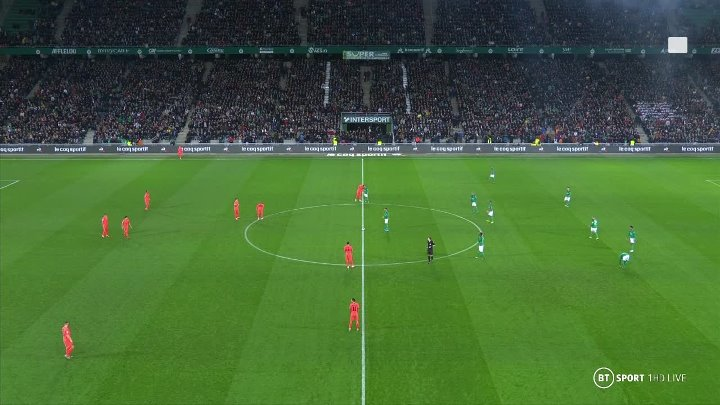 Saint-Étienne vs Paris Saint Germain –  & Full Match