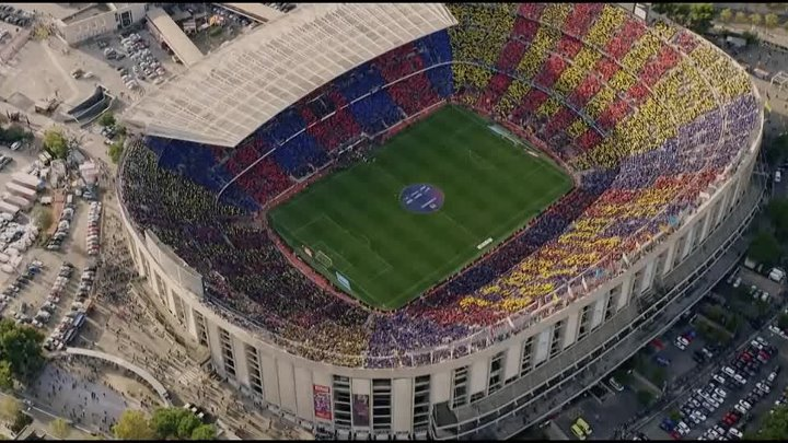 Matchday: Inside FC Barcelona (TV Series 2019 )