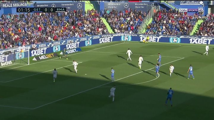 Getafe vs Real Madrid –  & Full Match