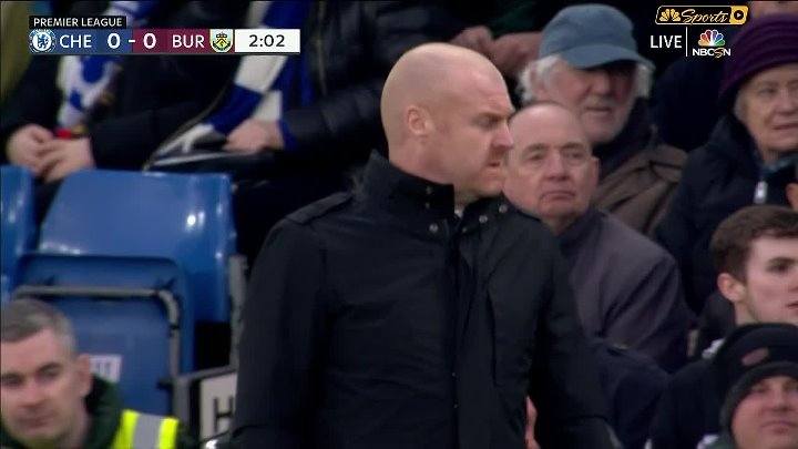 Chelsea vs Burnley –  & Full Match