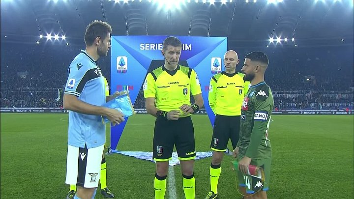 Lazio vs Napoli –  & Full Match