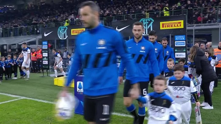 Inter vs Atalanta –  & Full Match